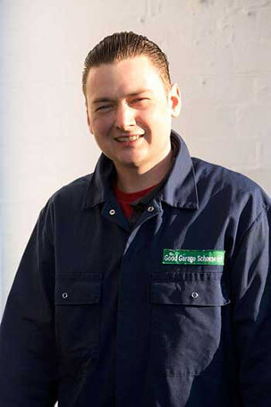 Johnny, mechanic and MOT tester at Bromley Vehicle Test Centre