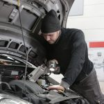 How to check a cars service history